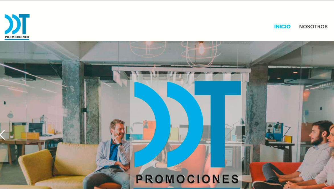 Ejemplo de pagina web diseño