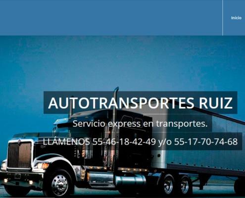 Ejemplo de paginas web